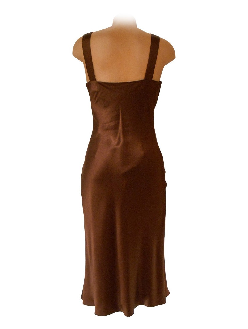 Luca Giordani satin dress