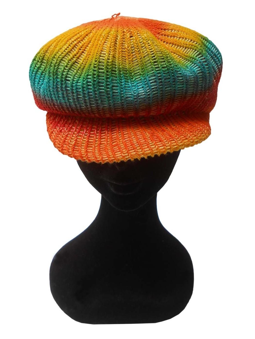 Berretto multicolor