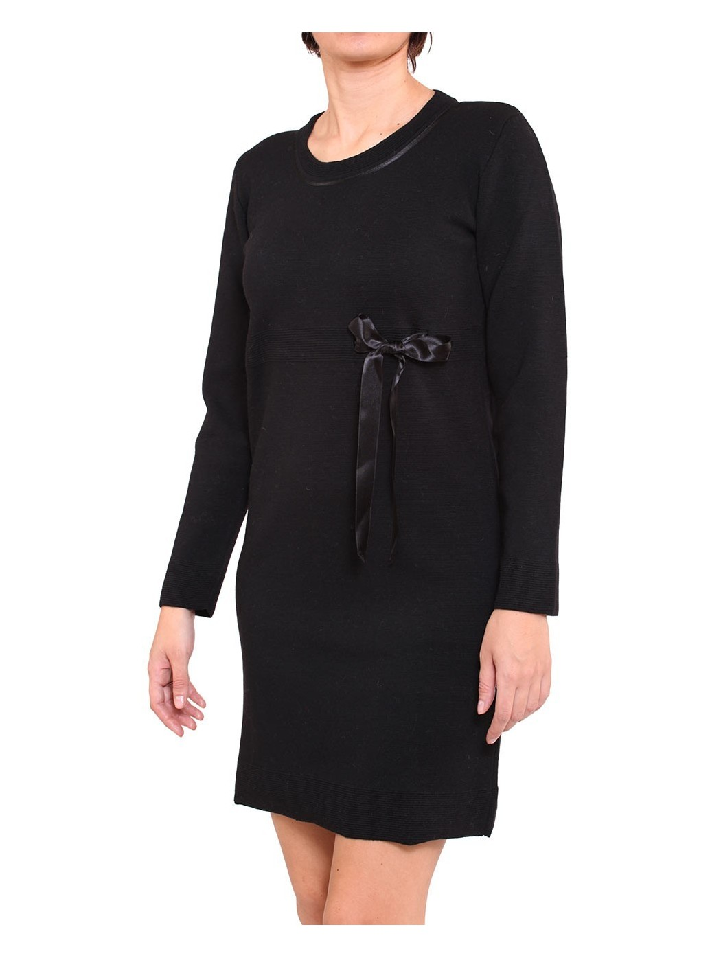 Musetti wool dress