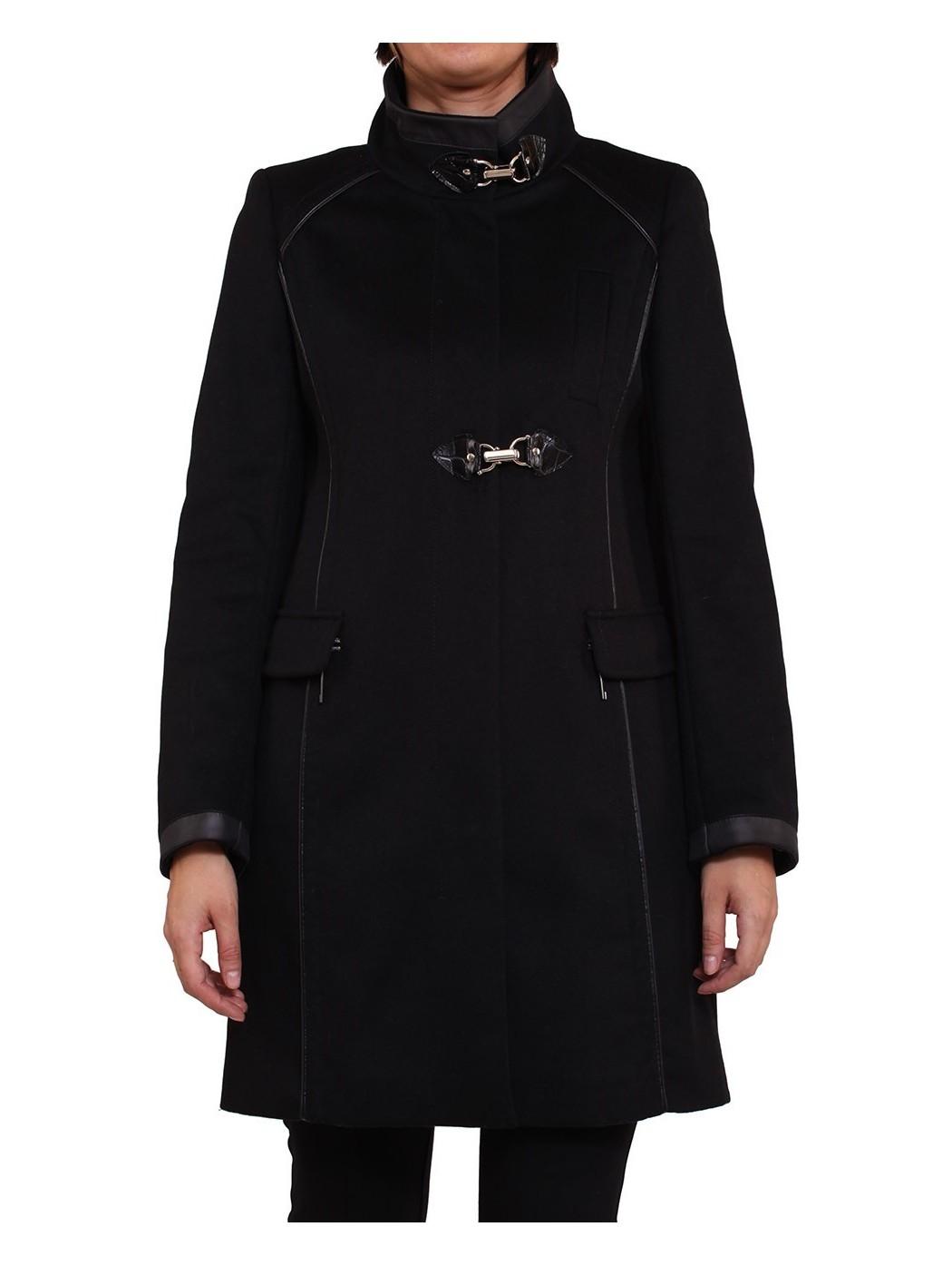 Cappotto nero Anna Linder
