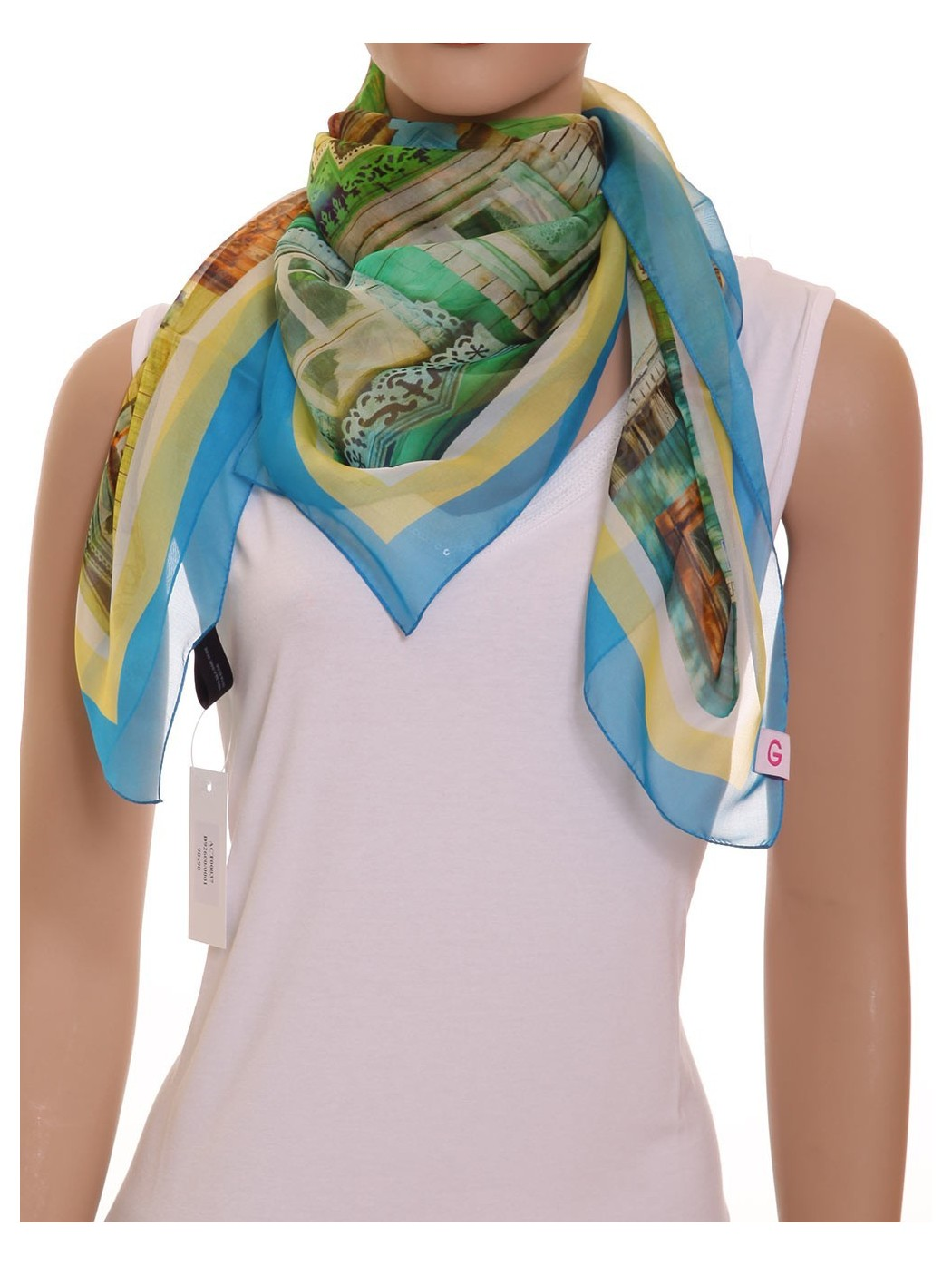 Foulard finestre Guarisco