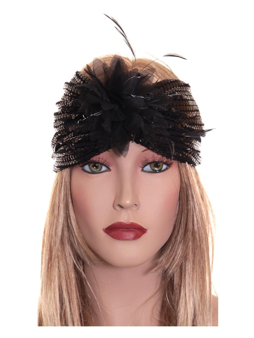 Sonia Peña head band