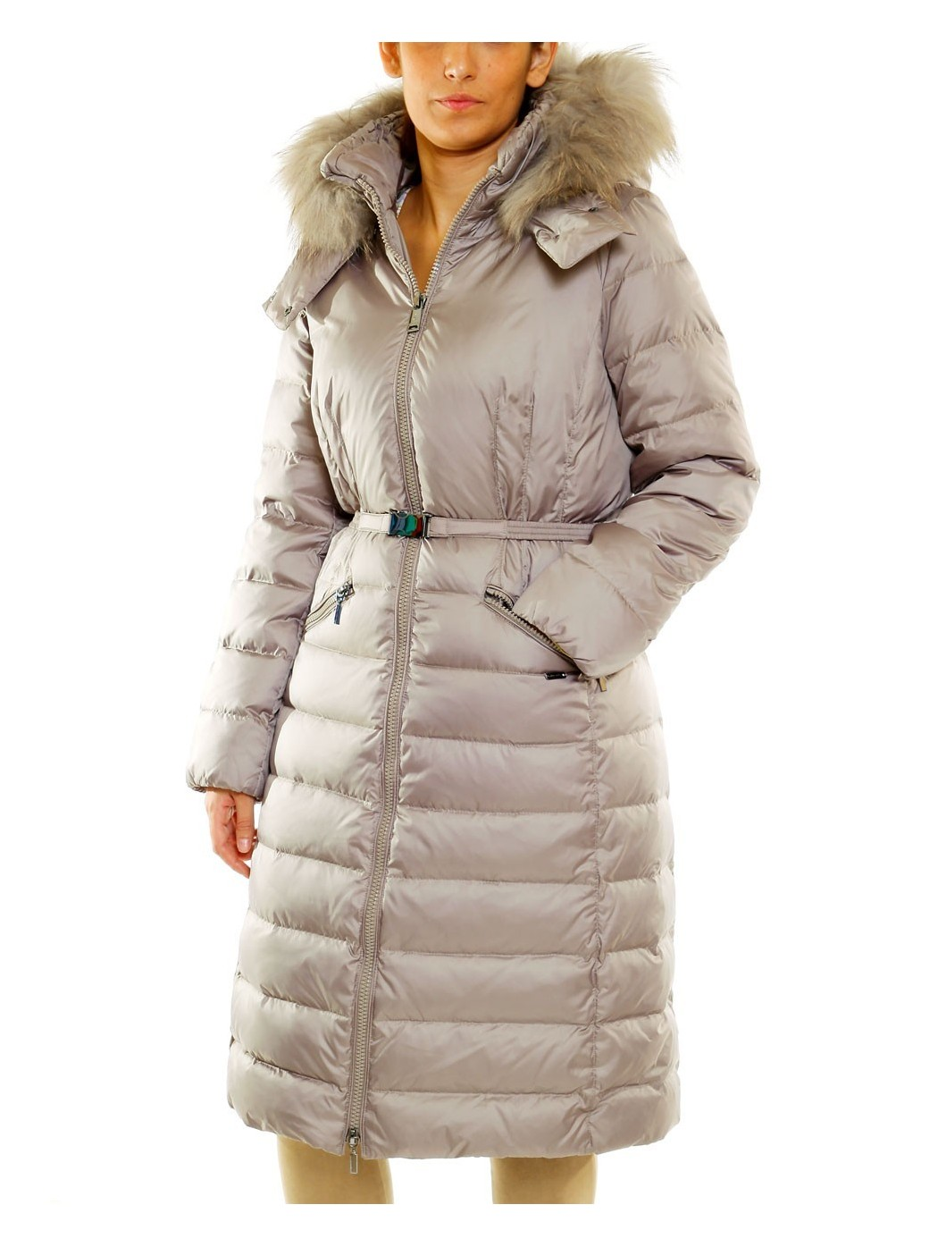 Concept K padded coat