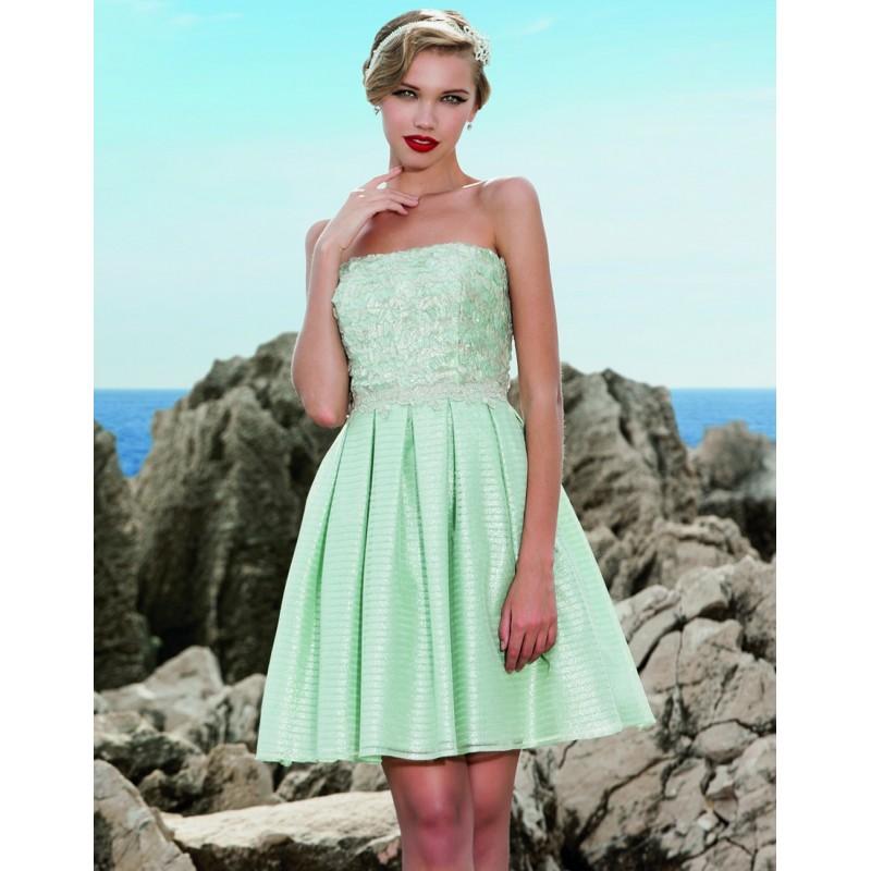 Vestiti eleganti verde tiffany – Abiti donna f7623dda191