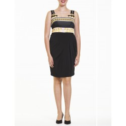 Fuego Woman jersey dress