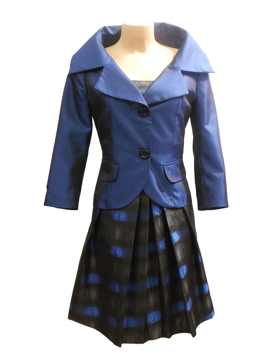 Eddy B jacket et robe.