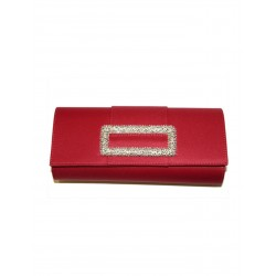 Pochette rossa Anna Cecere