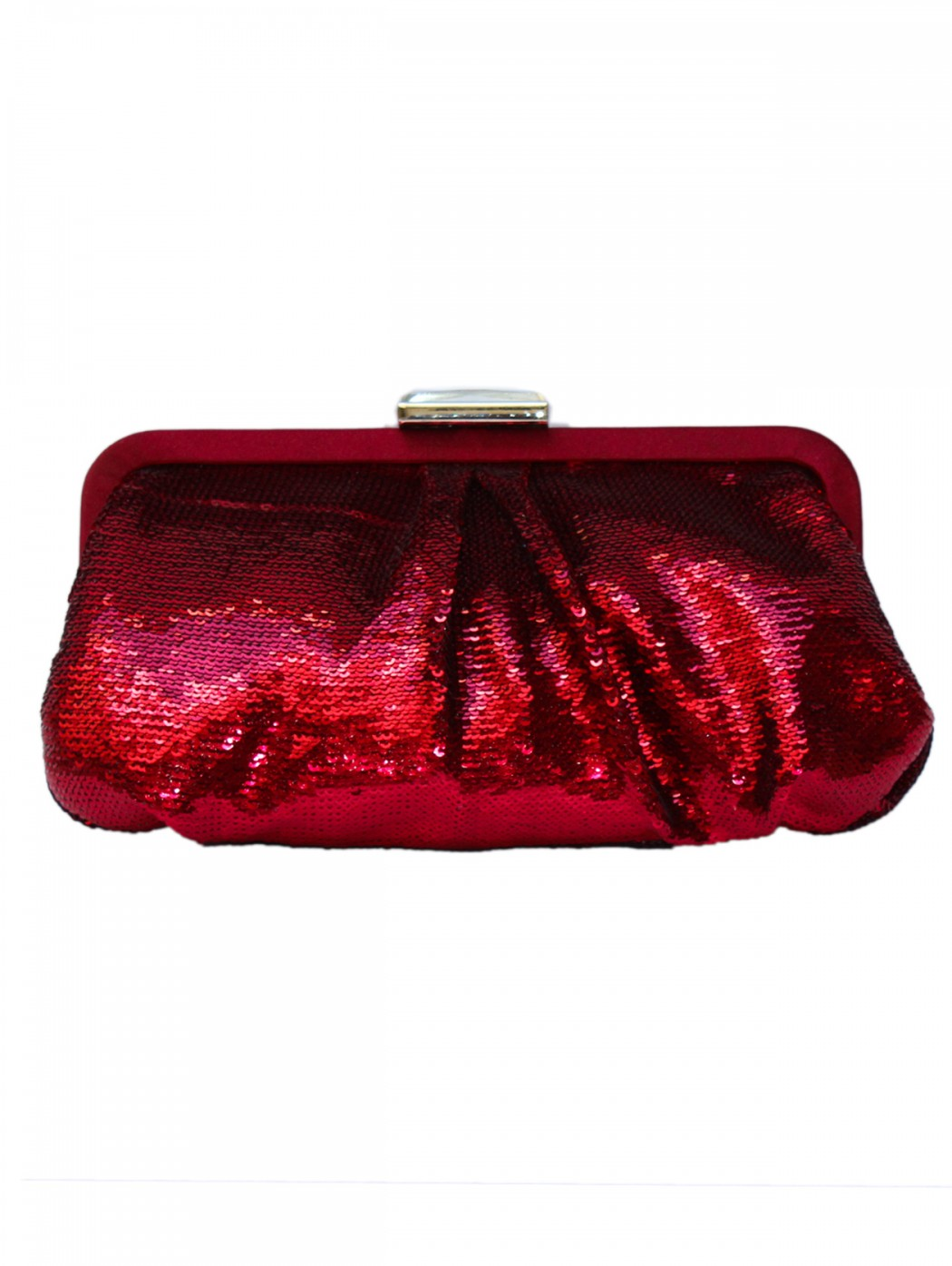 Anna Cecere red all sequins...