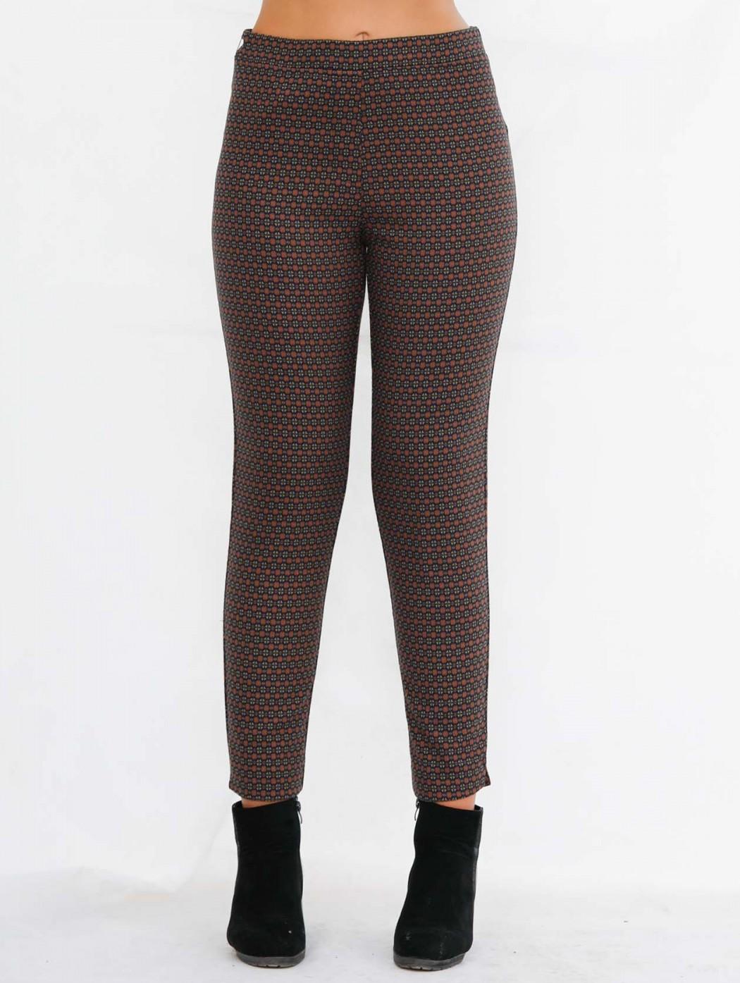Pantaloni in pura lana...