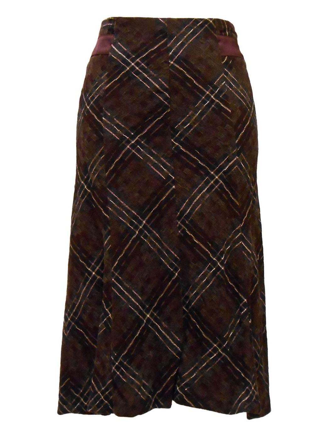Шотландская юбка Pucci