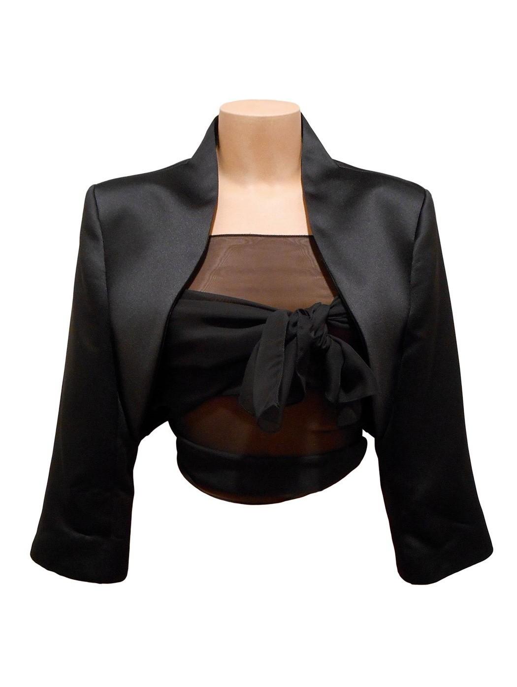 Sonia Peña bolero jacket