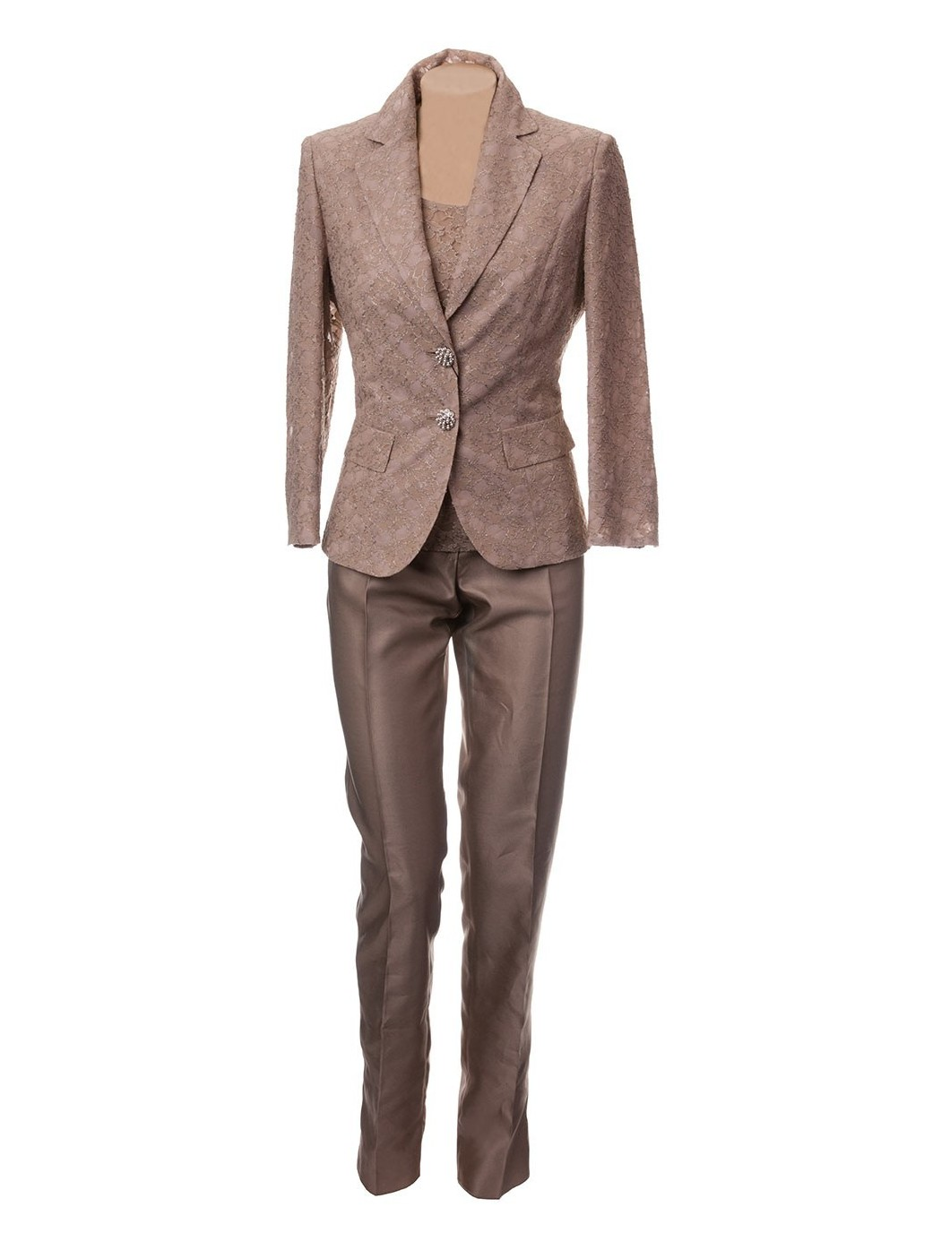 Three pieces suit