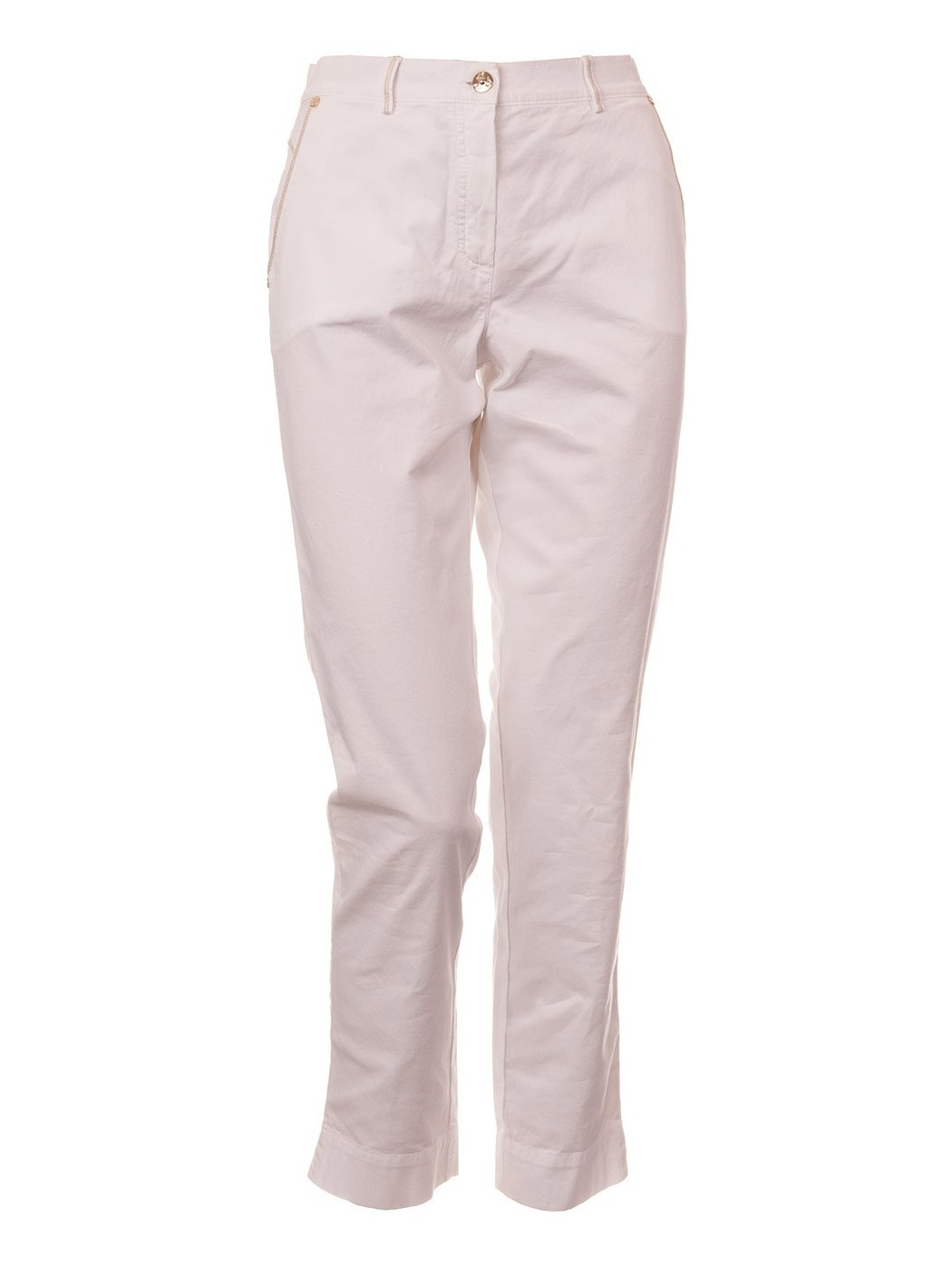 Pantalone capri bianco Pucci