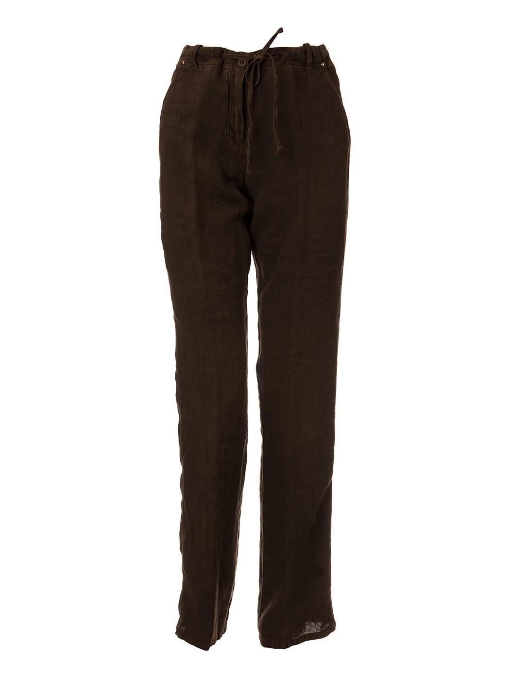 Pantalone lino Pucci