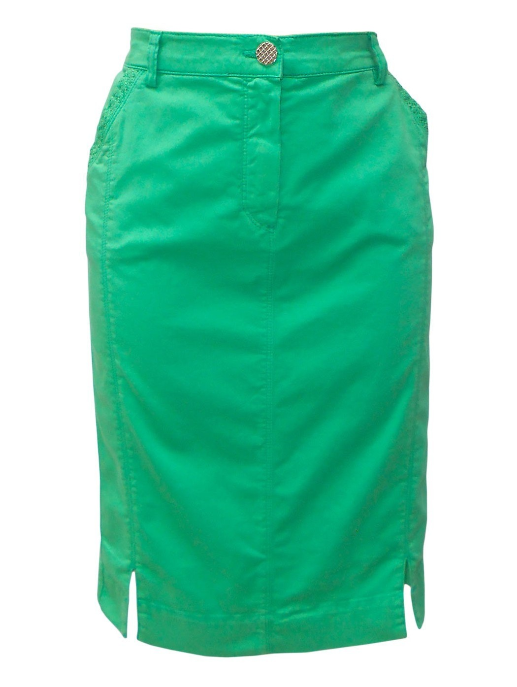 Коттоновая юбка Pucci
