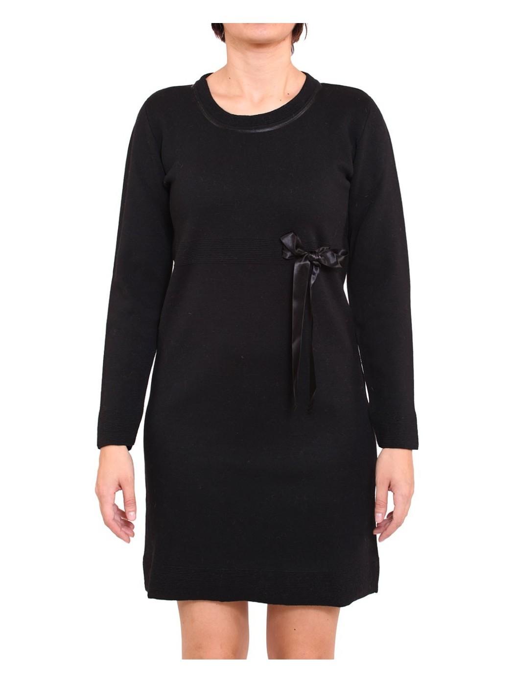 Musetti wool dress