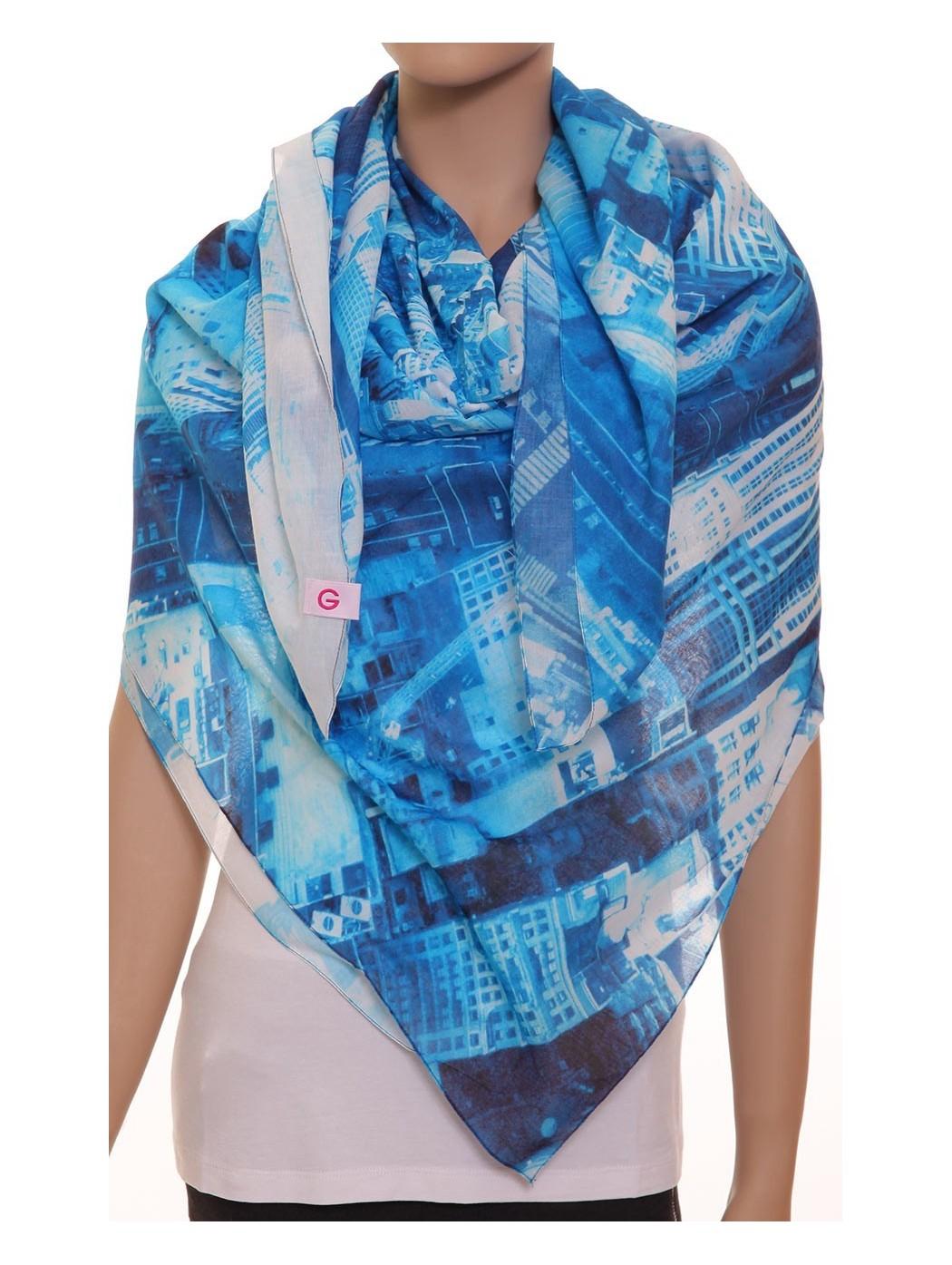 Grand foulard Guarisco