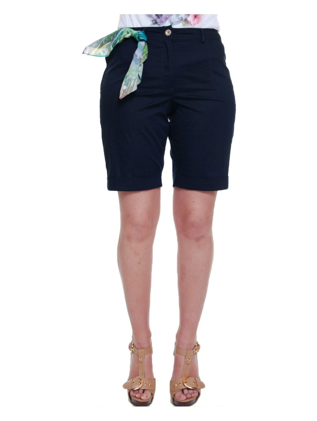 Concept K bermuda shorts