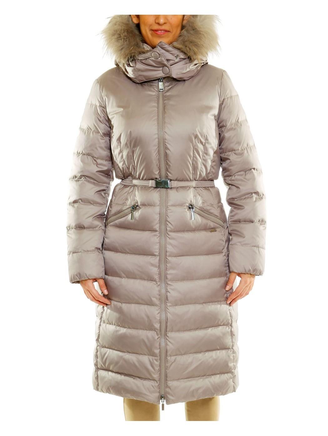 Concept K padded coat