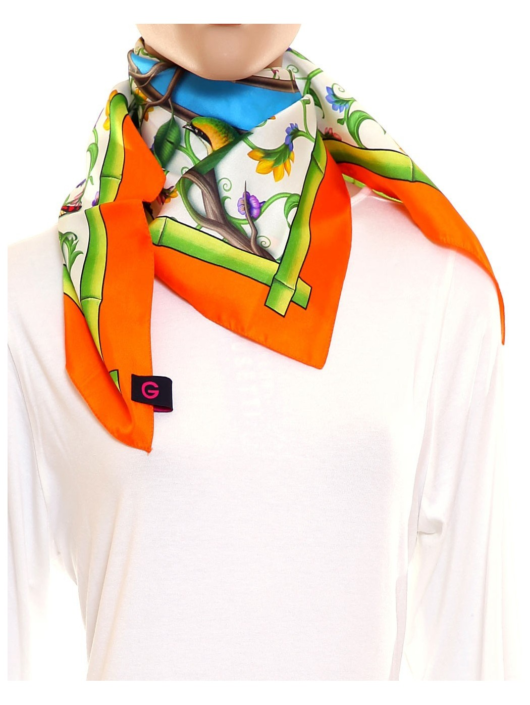 Guarisco foulard