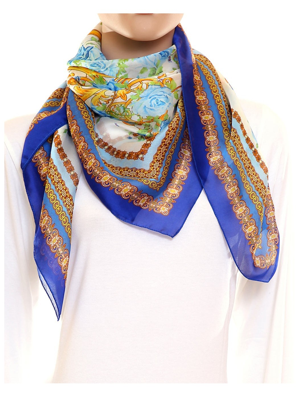 Foulard chiffon Guarisco