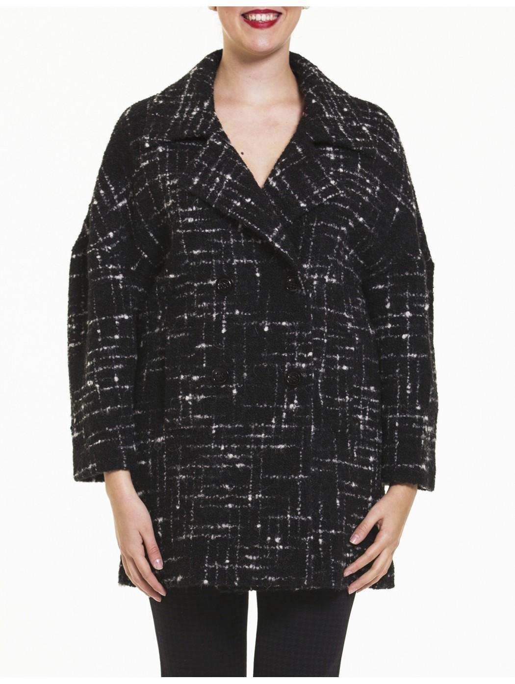 Giacca doppio petto Laura Caponi |Soft Couture