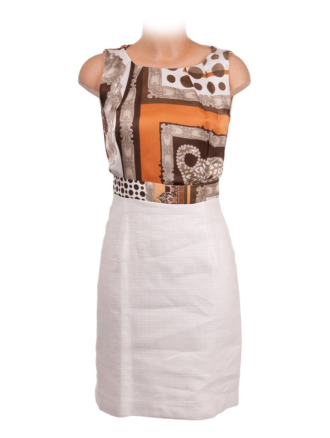 Luca Giordani white dress