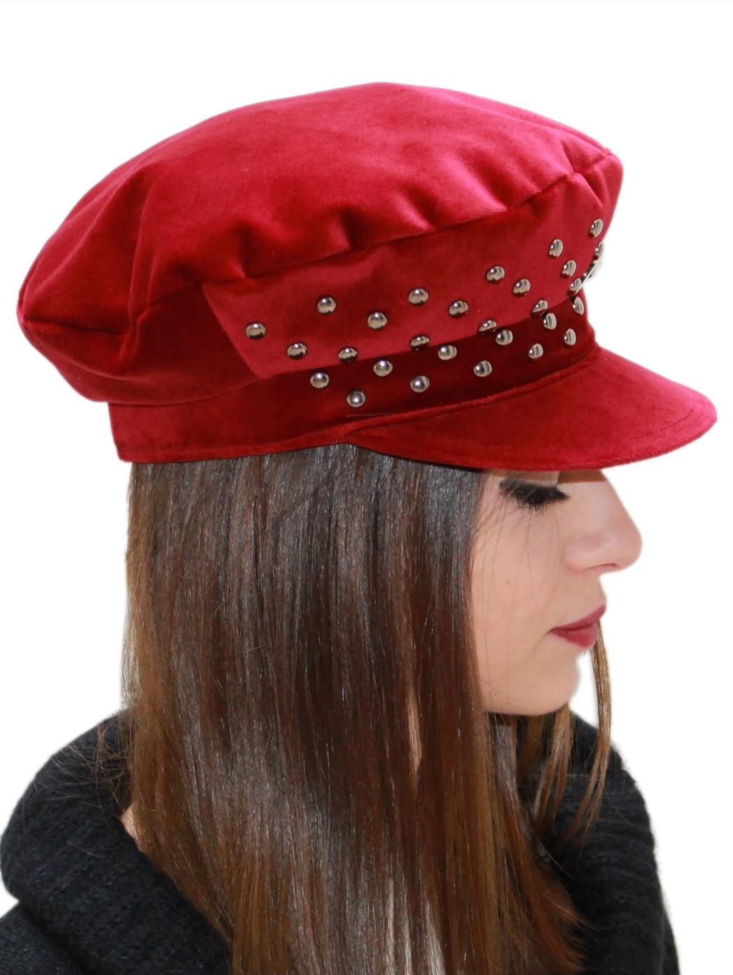 Cappello donna coppola...