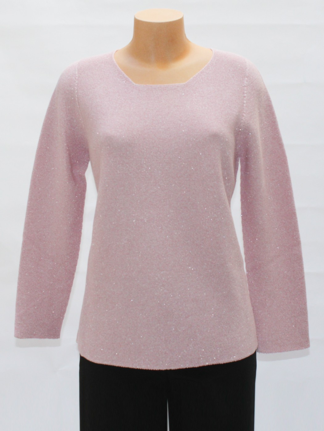 Riva Tricot plus size pink...
