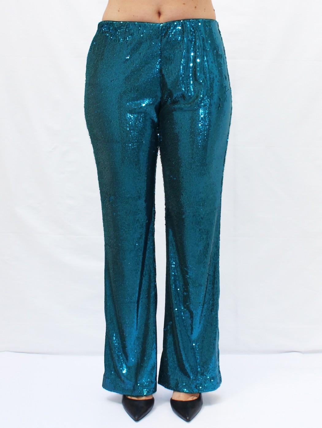 Pantaloni a zampa...