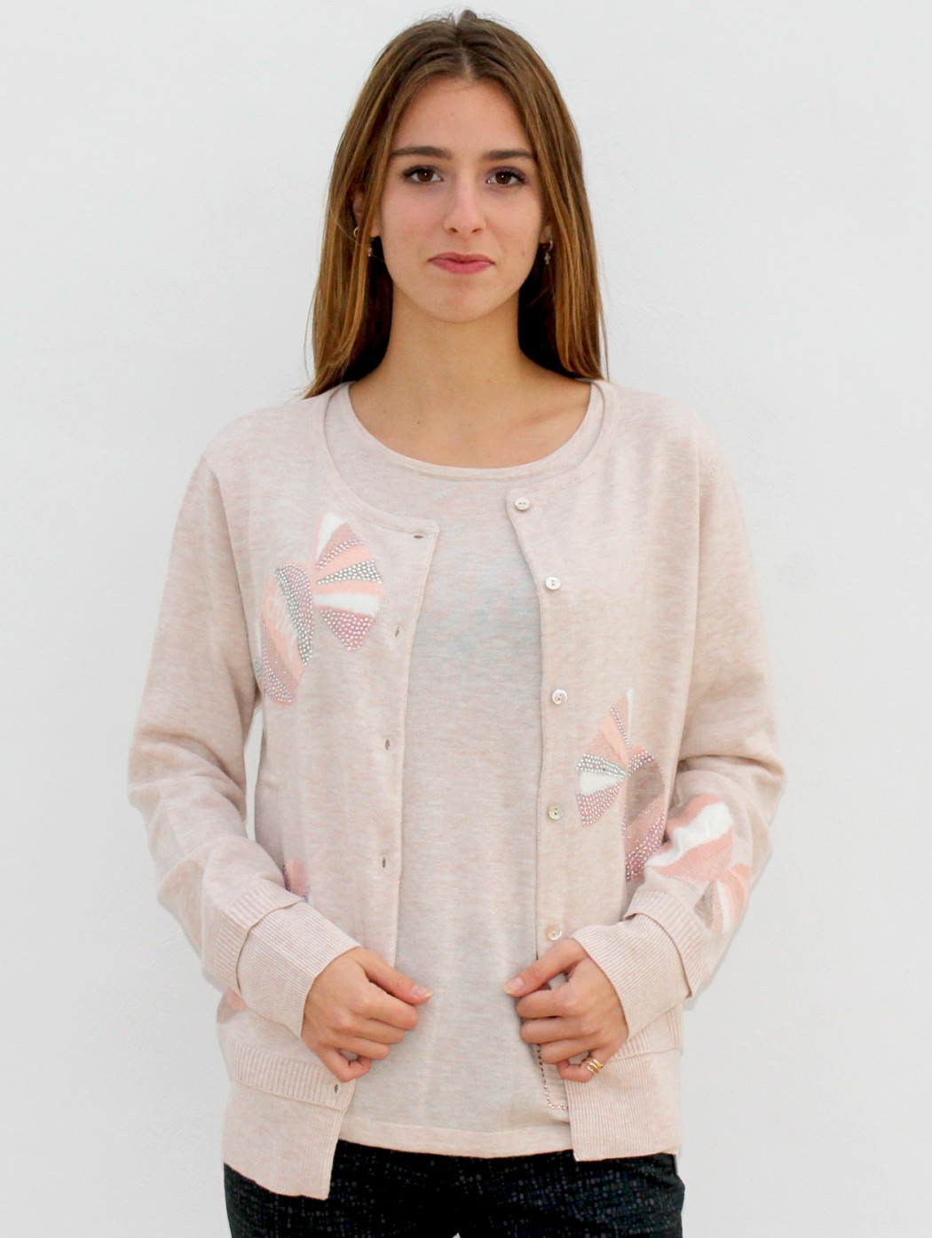 Ananke by Fuego Woman beige...