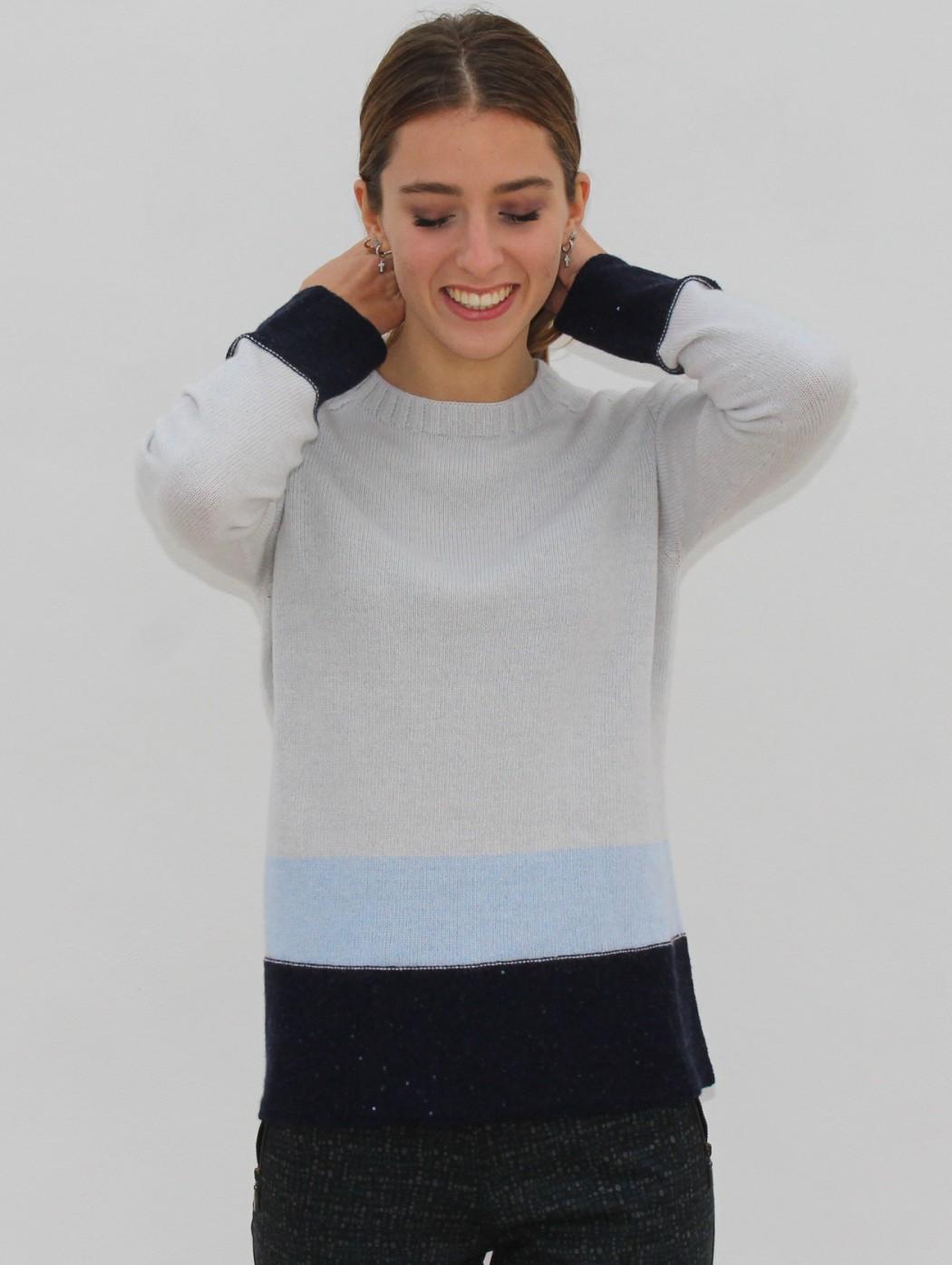 Pullover lana e cashmere...