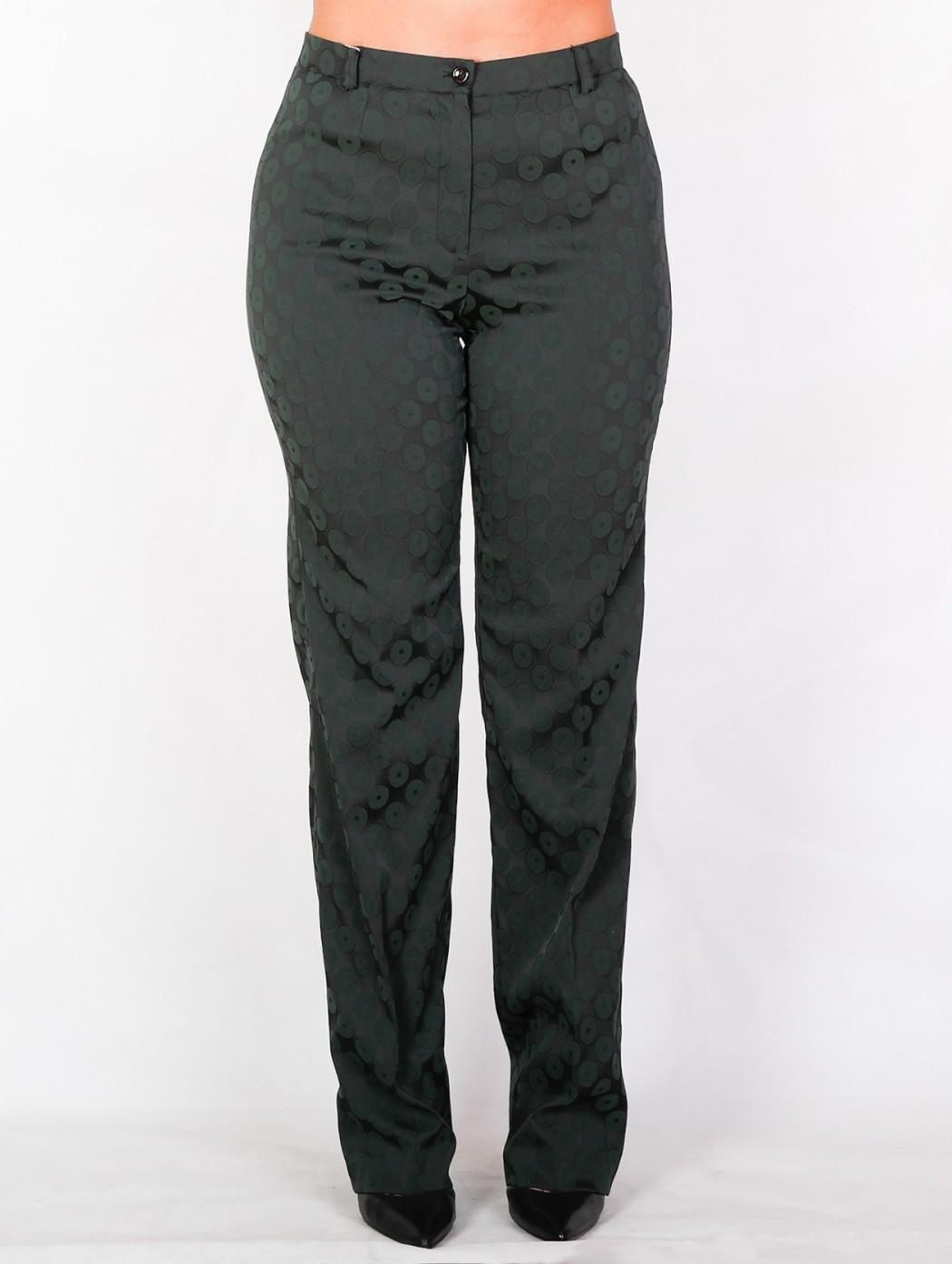 Pantaloni neri classici a...