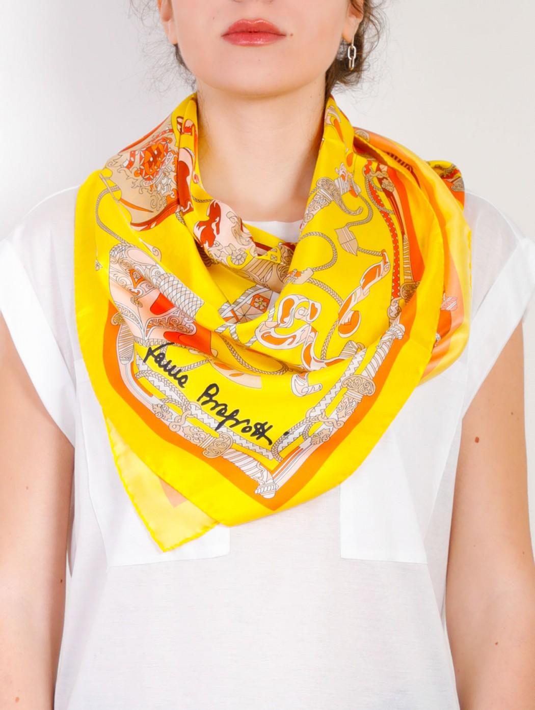 Laura Biagiotti yellow and...